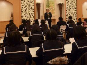 金沢市立小将町中学校